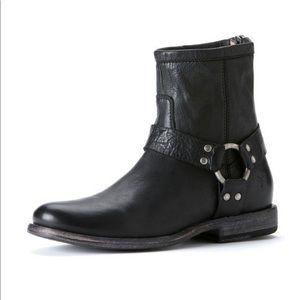 Brand New Black Frye Boots